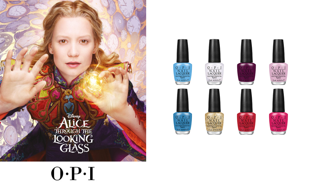Brights 2016 Alice Through The Looking Glass by OPI