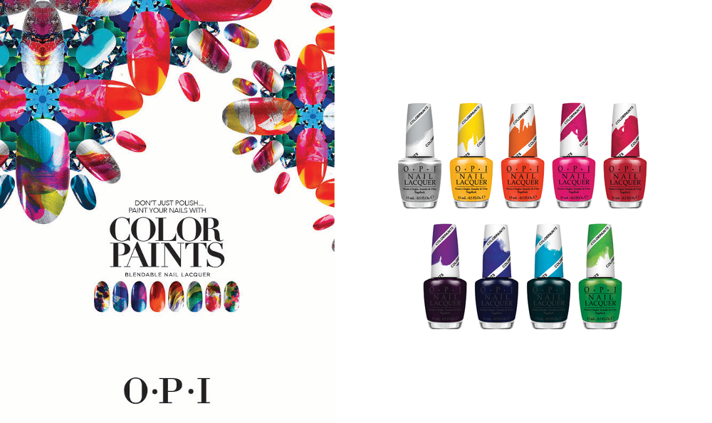 Color Paints Collection by OPI