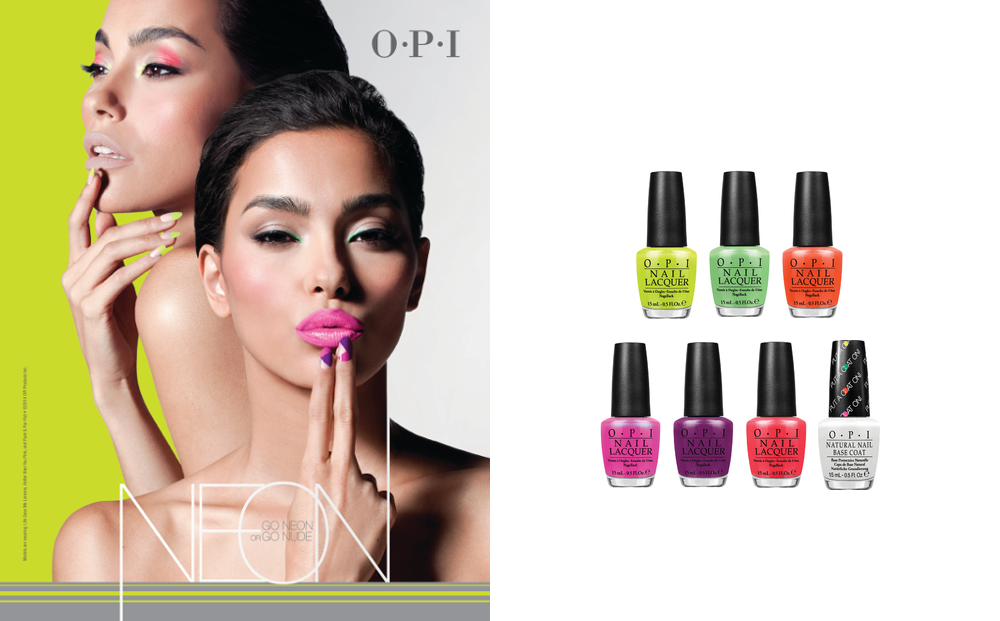 Neon 2014 by OPI