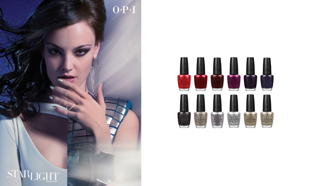 StarLight Collection by OPI