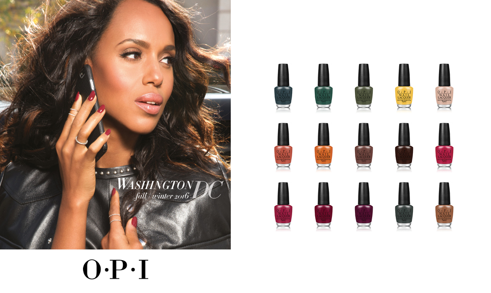 Washington DC 2016 Collection by OPI
