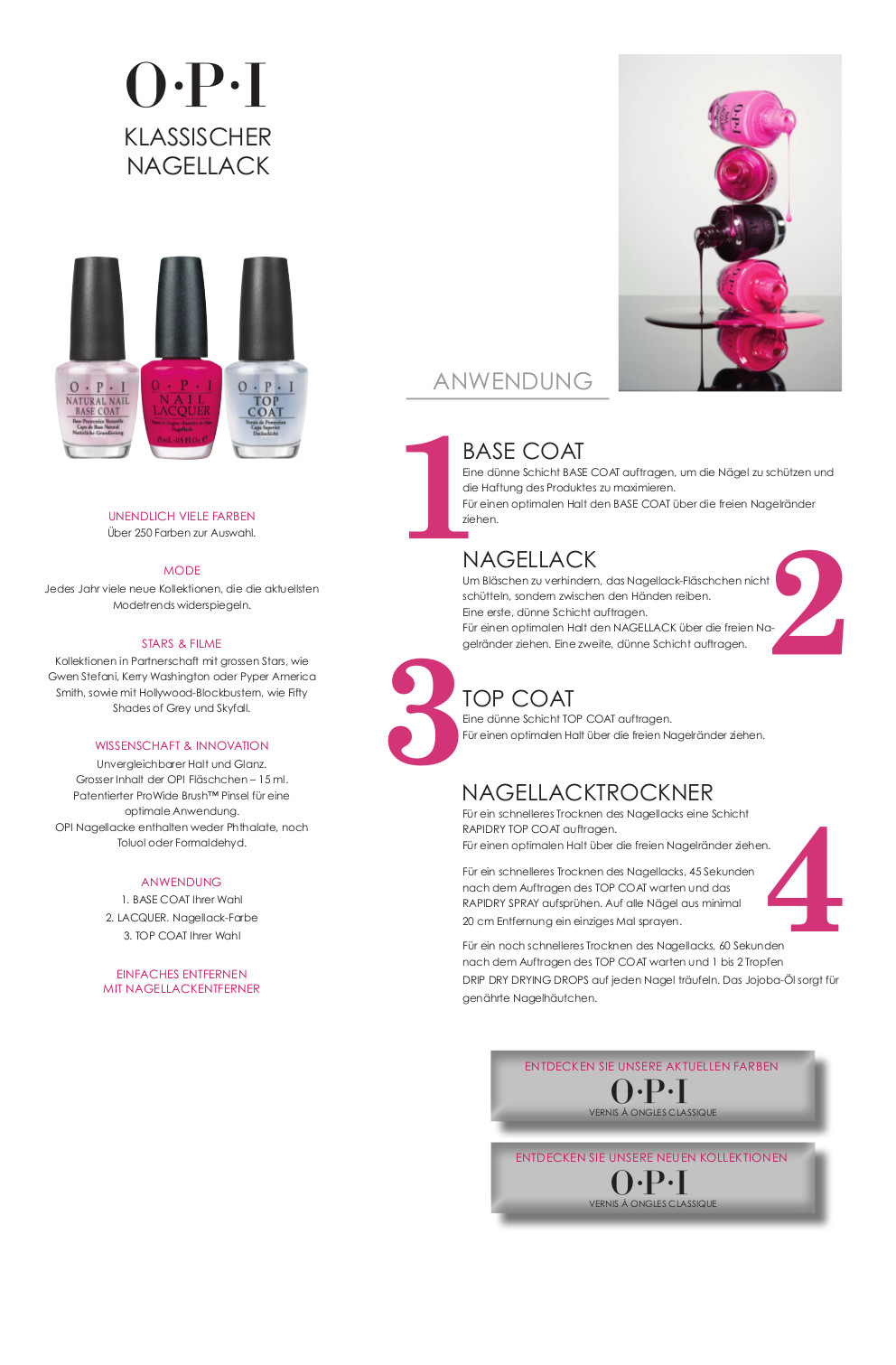 Nagellack by OPI