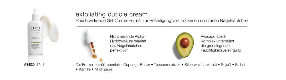 Exfoliating Cuticle<br/>Cream