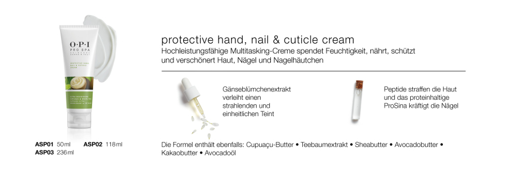 Hand, Nail &<br/>Cuticle Cream